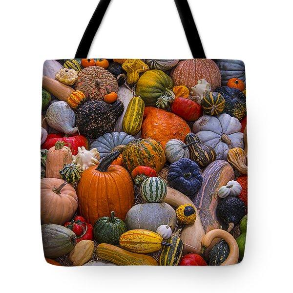 Beautiful Autumn Harvest Tote Bag