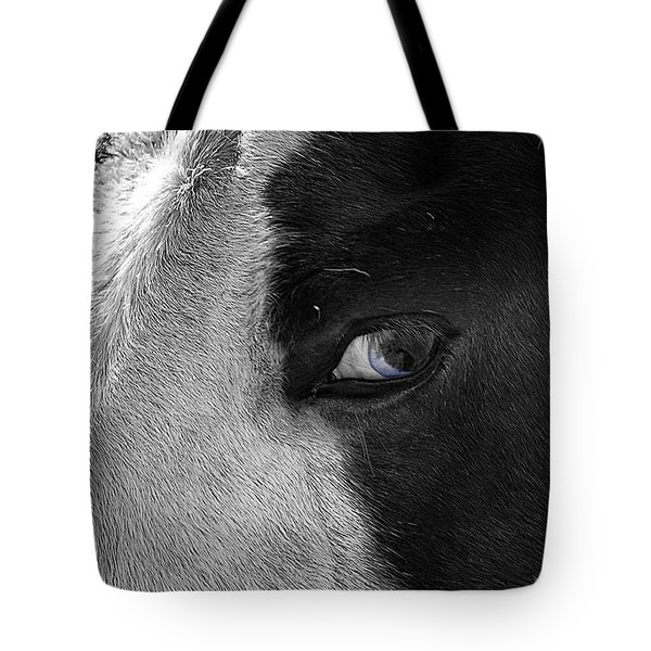 Beautiful Blind Soul Horse Tote Bag