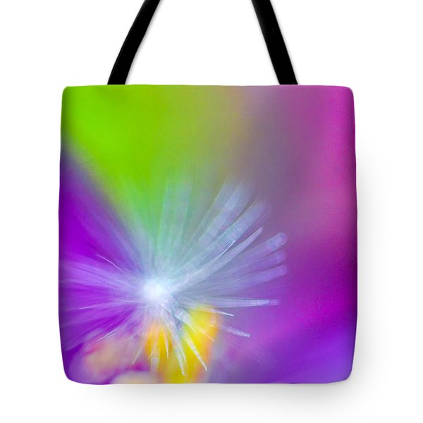 Beautiful Blur Tote Bag