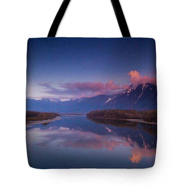 Beautiful British Columbia Tote Bag by Eti Reid