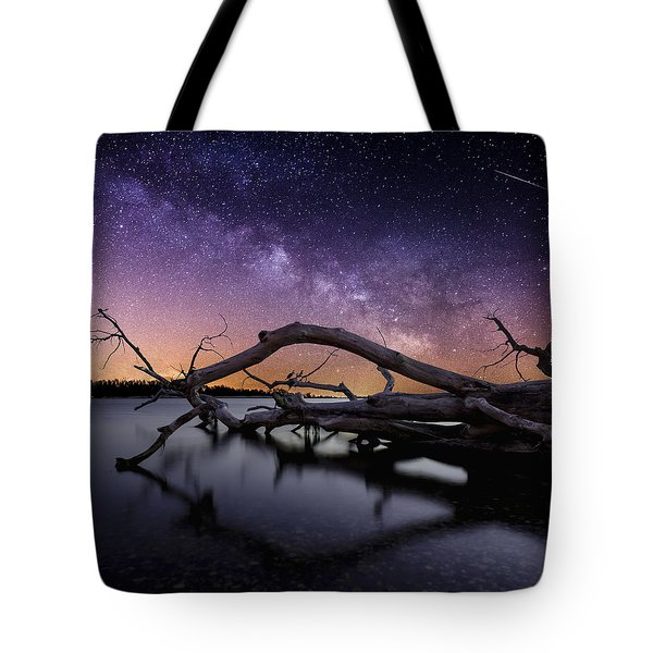 Beautiful Chaos Tote Bag