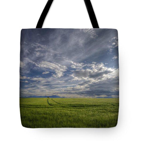 Beautiful Countryside Tote Bag