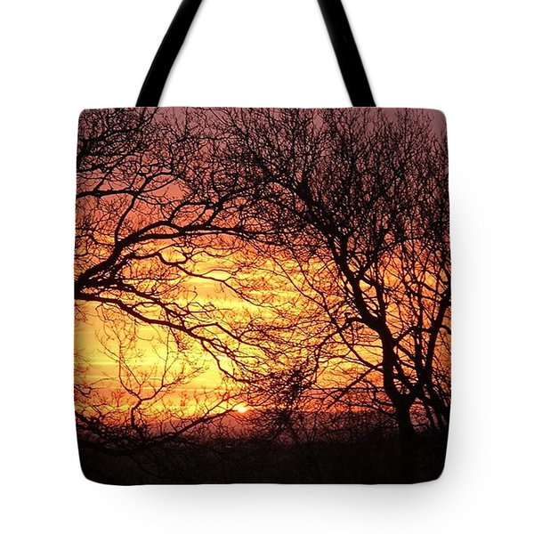 Beautiful Dawn Tote Bag by Richard Brookes
