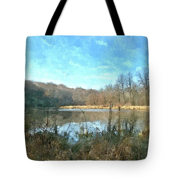 Tote Bag featuring the photograph Beautiful Day 2 by Sara  Raber