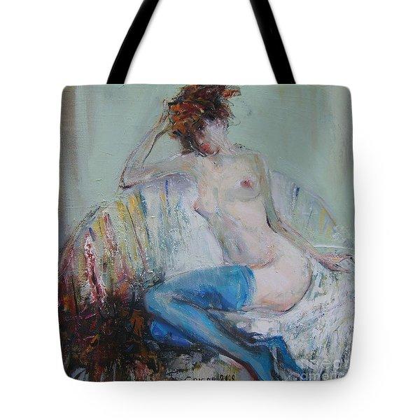 Beautiful Evening Tote Bag