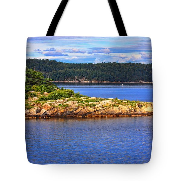Beautiful Evening Tote Bag