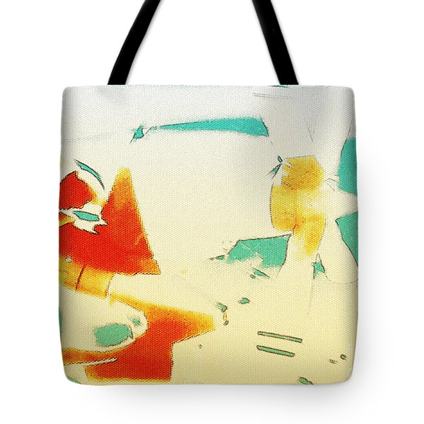Tote Bag featuring the photograph Fixed Wing Aircraft Poster by R Muirhead Art