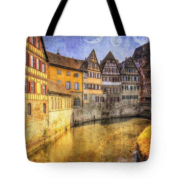 Beautiful Past Tote Bag