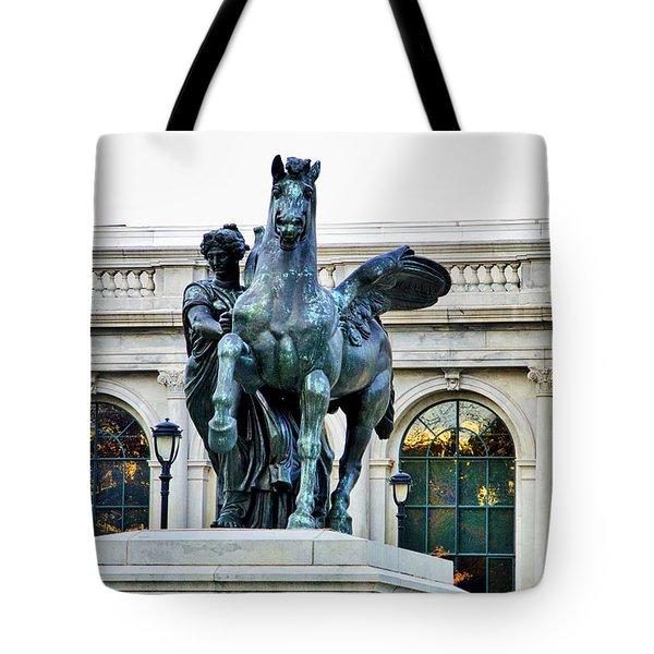 Beautiful Pegsus Tote Bag