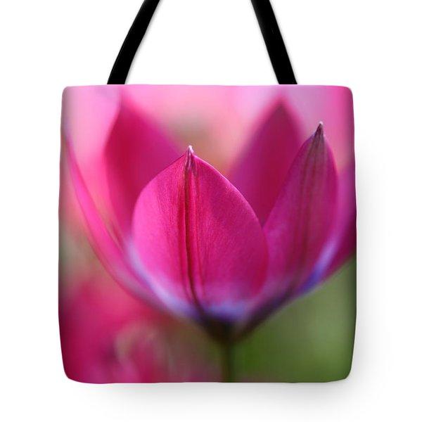 Beautiful Pink Tote Bag