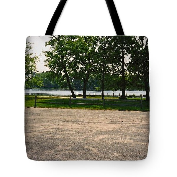 Beautiful Scene From God Tote Bag