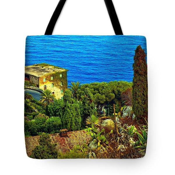 Beautiful Sicily Tote Bag by Madeline Ellis