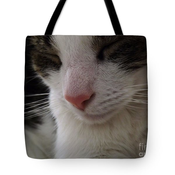 Tote Bag featuring the photograph Beautiful Slumber by Robyn King