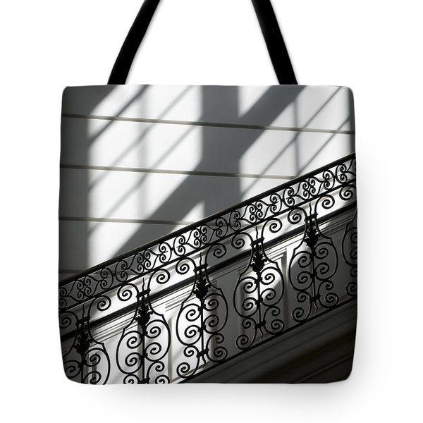 Beautiful Staircase Tote Bag