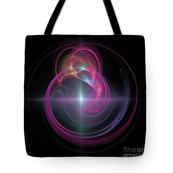 Beautiful Star Tote Bag by Elizabeth McTaggart