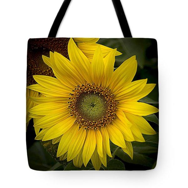 Beautiful Sunflower Tote Bag