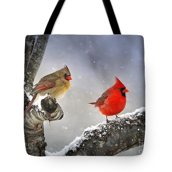 Beautiful Together Tote Bag