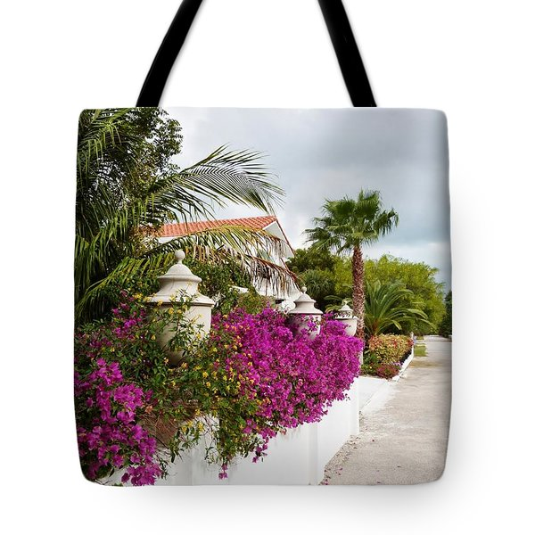 Beautiful Walk Tote Bag