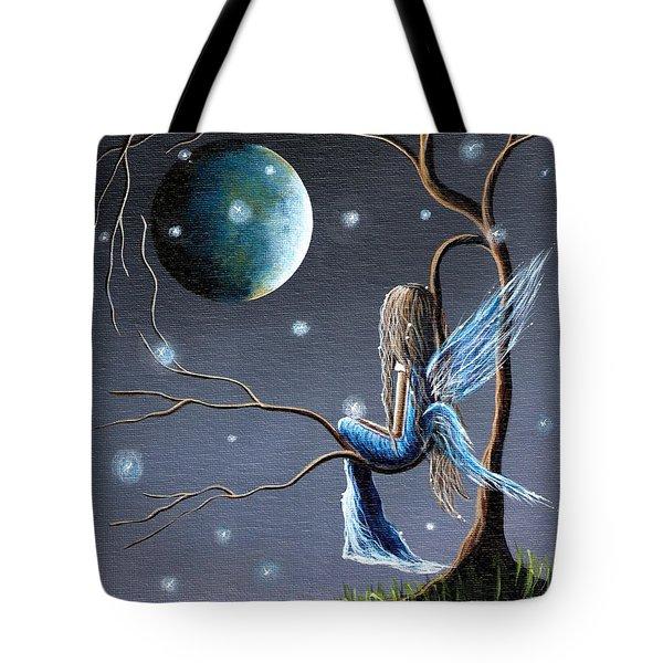 Fairy Art Print - Original Artwork Tote Bag