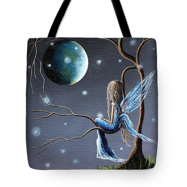 Fairy Art Print - Original Artwork Tote Bag