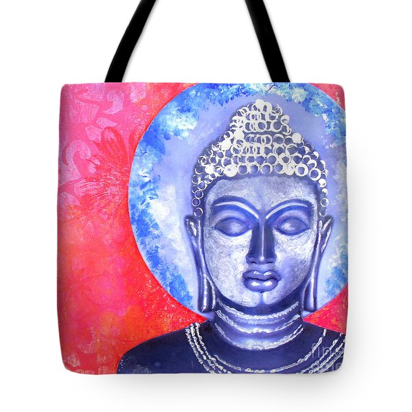 Beautiful You Tote Bag by Julie  Hoyle