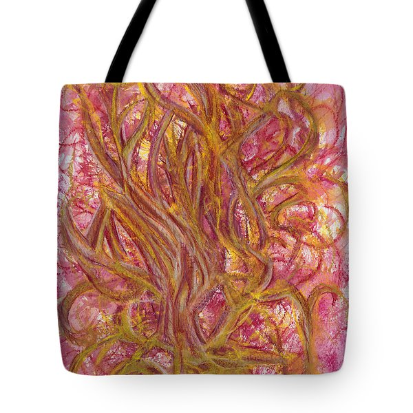 Beauty And Imperfection Tote Bag