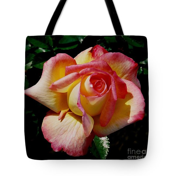 Tote Bag featuring the photograph Beauty At Its Best by Debby Pueschel