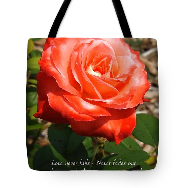 Beauty At Its Best Tote Bag