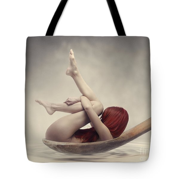 Beauty Bath Tote Bag