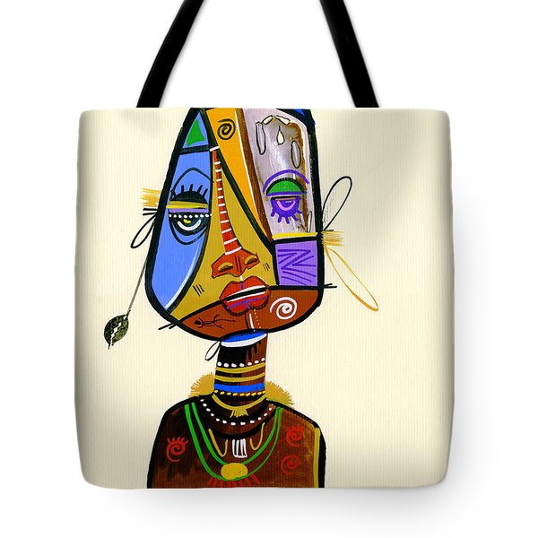 Beauty Beneath Two Tote Bag