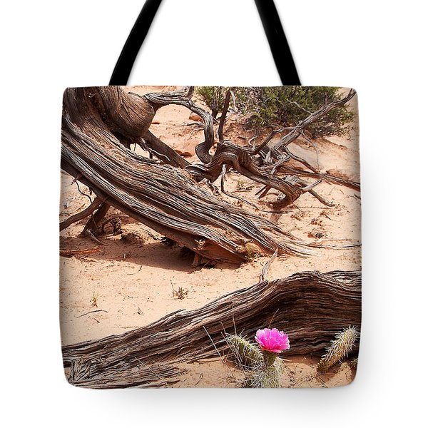 Beauty Blooming Tote Bag