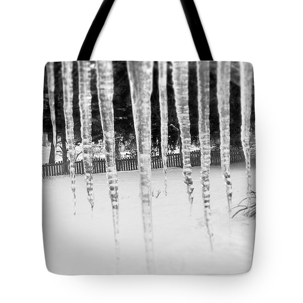 Beauty Fenced-in Tote Bag