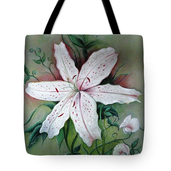 Beauty For Ashes Tote Bag by Hazel Holland