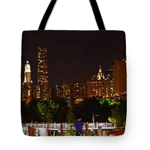 Beauty From Brooklyn Bridge Park Tote Bag