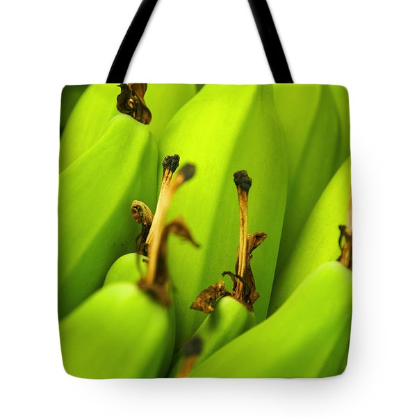 Beauty In Bannanas Tote Bag by Justin Woodhouse