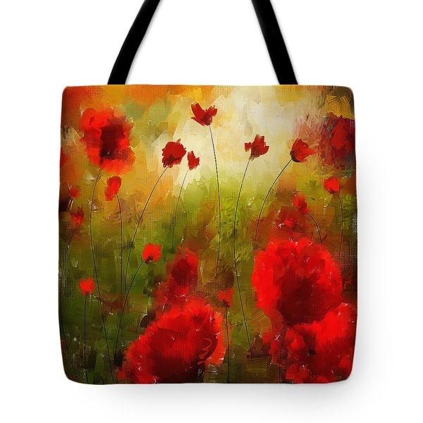 Beauty In Bloom Tote Bag
