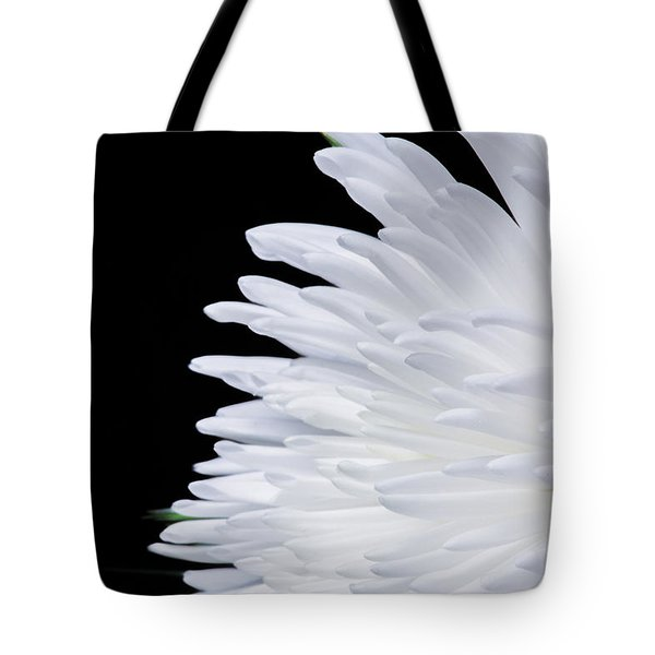 Beauty In Contrast Tote Bag