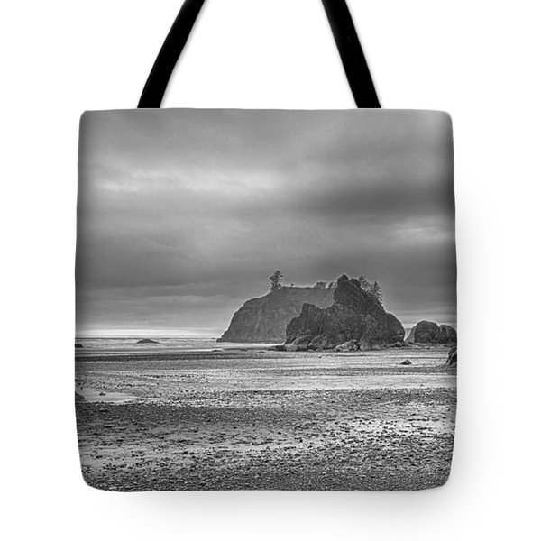 Beauty In Grey Tote Bag