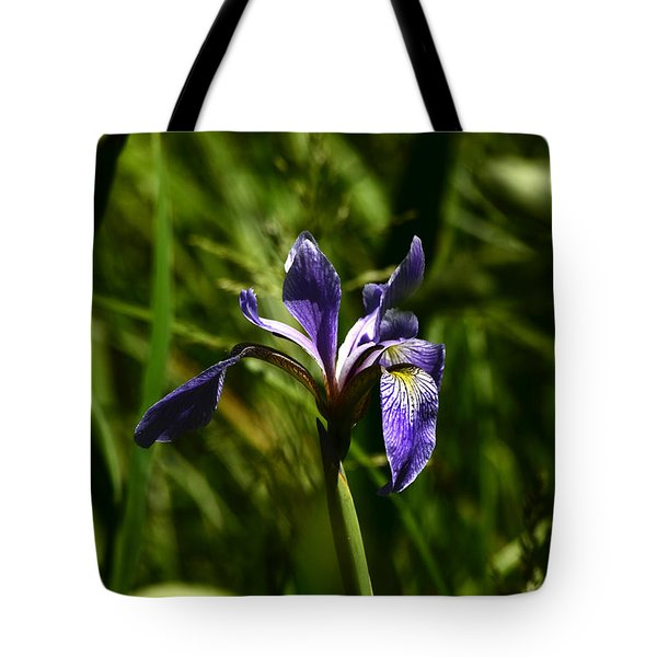 Beauty In The Grass Tote Bag