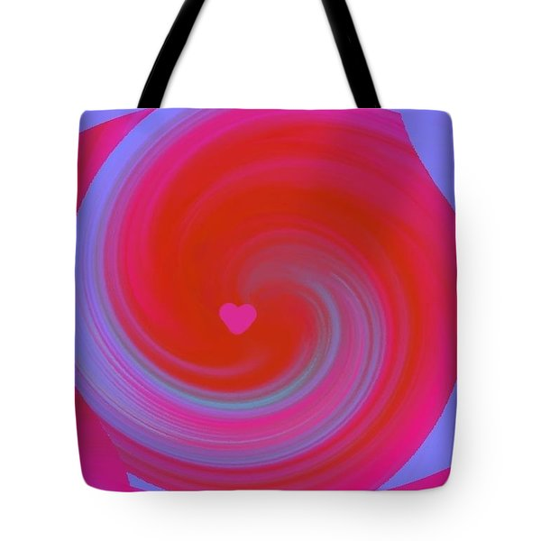 Tote Bag featuring the digital art Beauty Marks by Catherine Lott