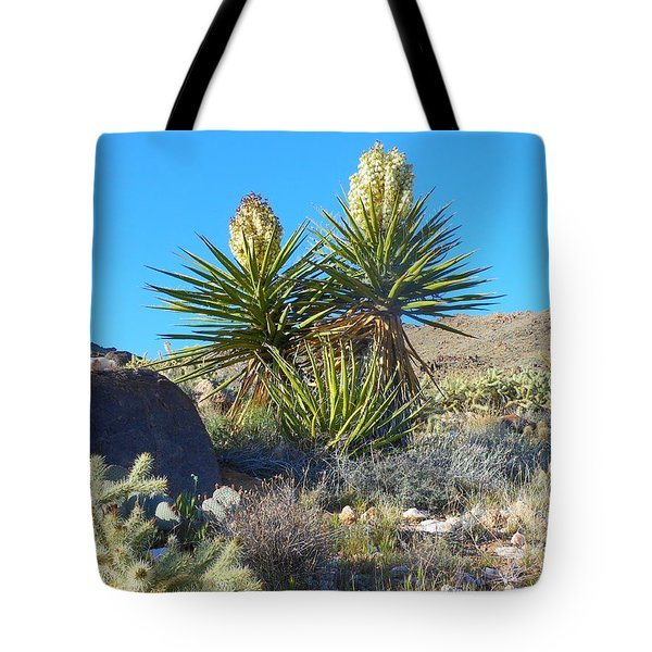 Beauty Of Spring Tote Bag