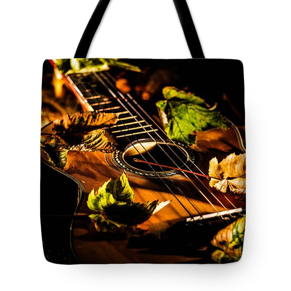 Beauty Of String's Tote Bag