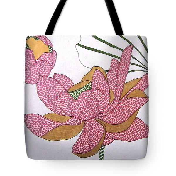 The Beauty Of The Spirit  Tote Bag by Kruti Shah