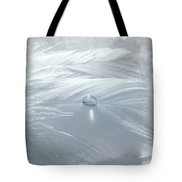 Beauty Of White Tote Bag