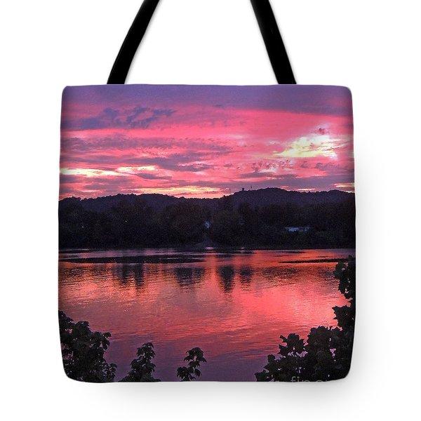Beauty On The Ohio Tote Bag