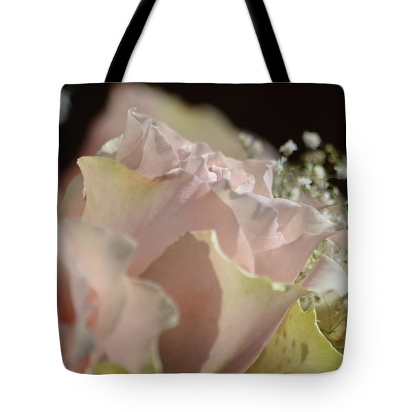 Beauty Up Close Tote Bag