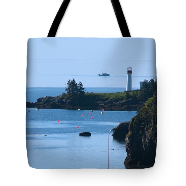 Beaver Harbour Nb Canada Tote Bag