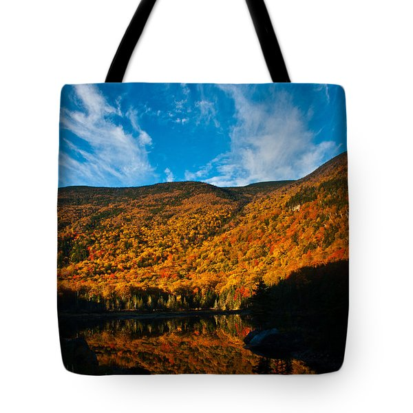 Beaver Pond White Mountain National Forest Tote Bag