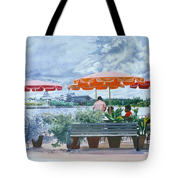 Becoming Real Tote Bag