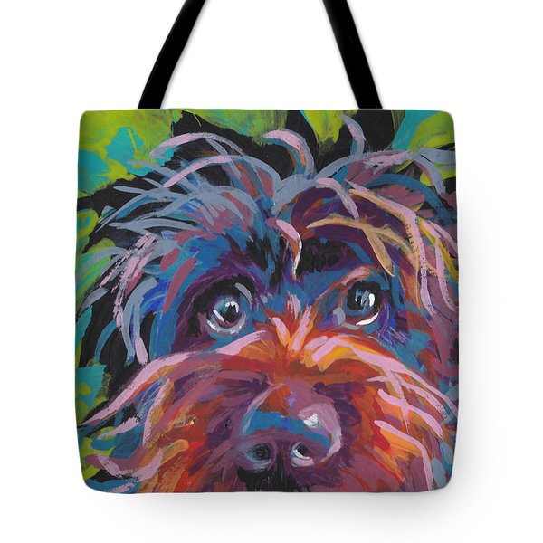 Bedhead Griff Tote Bag by Lea S